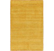 Link to 122cm x 170cm Solid Gabbeh Rug