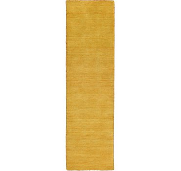 79x300 Solid Gabbeh Rug
