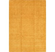 Link to 8' x 11' 3 Solid Gabbeh Rug