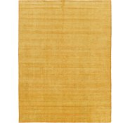 Link to 9' 10 x 13' Solid Gabbeh Rug