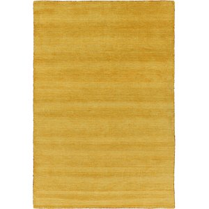 HandKnotted 6' 7 x 9' 10 Solid Gava Rug