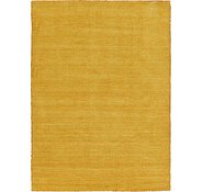 Link to 5' 3 x 7' 7 Solid Gabbeh Rug