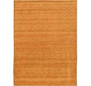 Link to Unique Loom 8' 2 x 11' 6 Solid Gava Rug