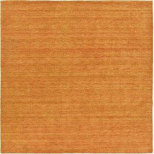 300cm x 300cm Solid Gabbeh Square Rug