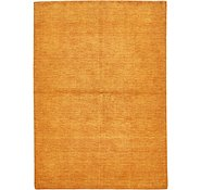 Link to 5' 3 x 7' 5 Solid Gabbeh Rug