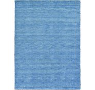 Link to 160cm x 225cm Solid Gabbeh Rug