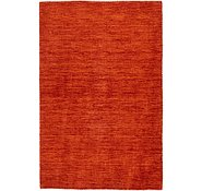 Link to 100cm x 160cm Solid Gabbeh Rug