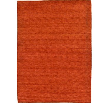 249x351 Solid Gabbeh Rug