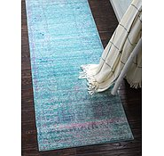 Link to Unique Loom 2' 7 x 9' 10 Aria Runner Rug