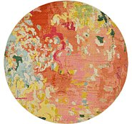 Link to 8' x 8' Michelle Armas Laura Round Rug