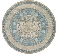 Link to Unique Loom 7' 3 x 7' 3 Salzburg Round Rug