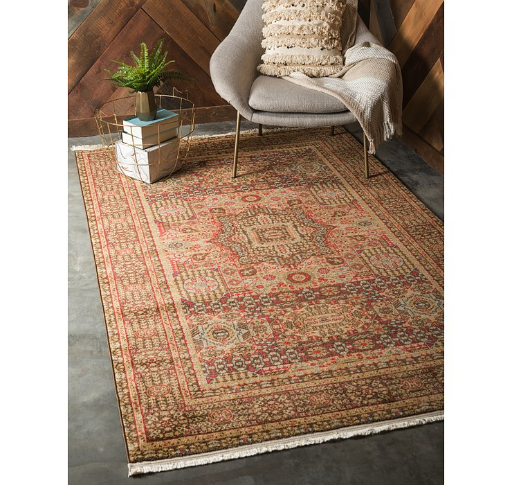 Brown Amina Rug
