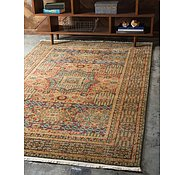 Link to Unique Loom 5' x 8' Palace Rug