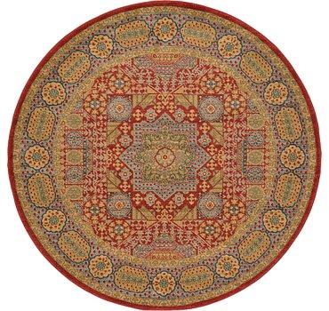 183x183 Mamluk Rug