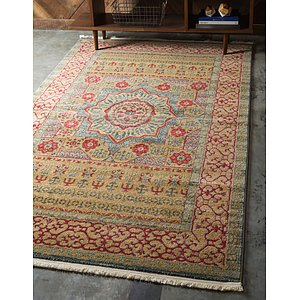 Unique Loom 10' 6 x 16' 5 Palace Rug