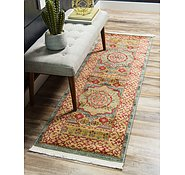 Link to 2' x 6' Mamluk Runner Rug