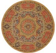 Link to 183cm x 183cm Mamluk Round Rug