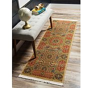 Link to 2' 7 x 10' Mamluk Runner Rug