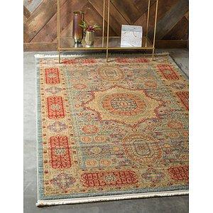 Unique Loom 3' 3 x 5' 3 Palace Rug