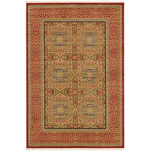 Link to 183cm x 275cm Mamluk Rug page