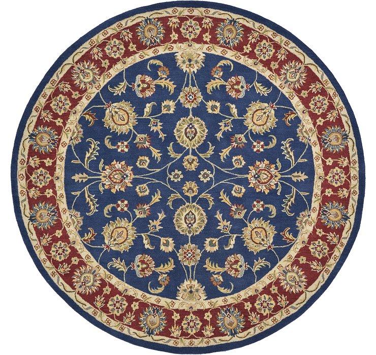 9' 10 x 9' 10 Classic Agra Round Rug
