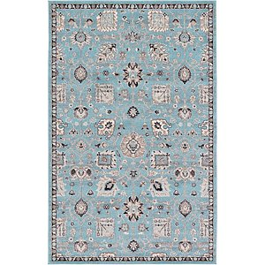 Link to 5' x 8' Heritage Rug page