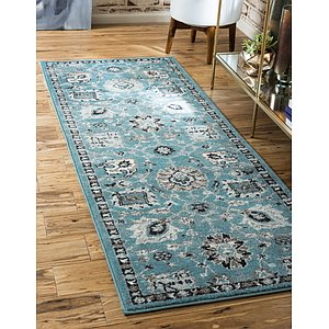Link to 65cm x 183cm Heritage Runner Rug page