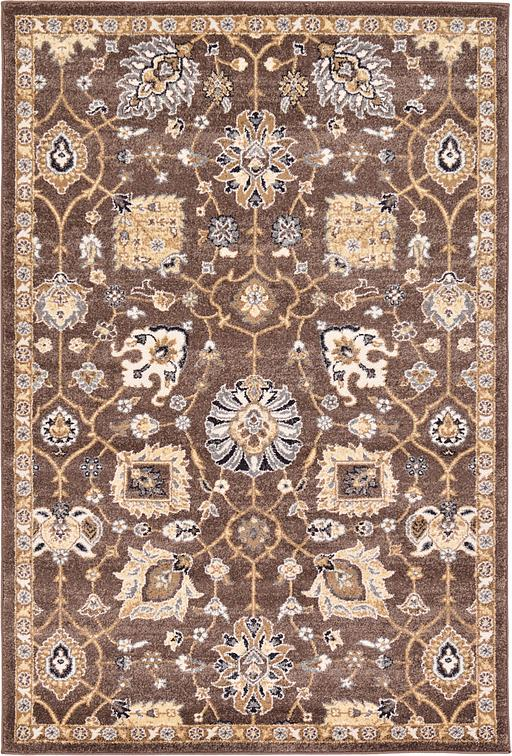 Brown 4 X 6 Heritage Rug Area Rugs Irugs Uk