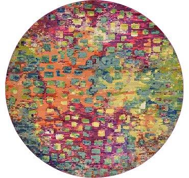 371x371 Barcelona Rug