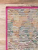 Unique Loom 8' x 8' Jardin Square Rug thumbnail image 9