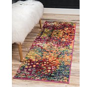 Link to 2' 7 x 8' Barcelona Runner Rug
