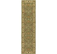 Link to 2' 6 x 9' 7 Classic Agra Runner Rug