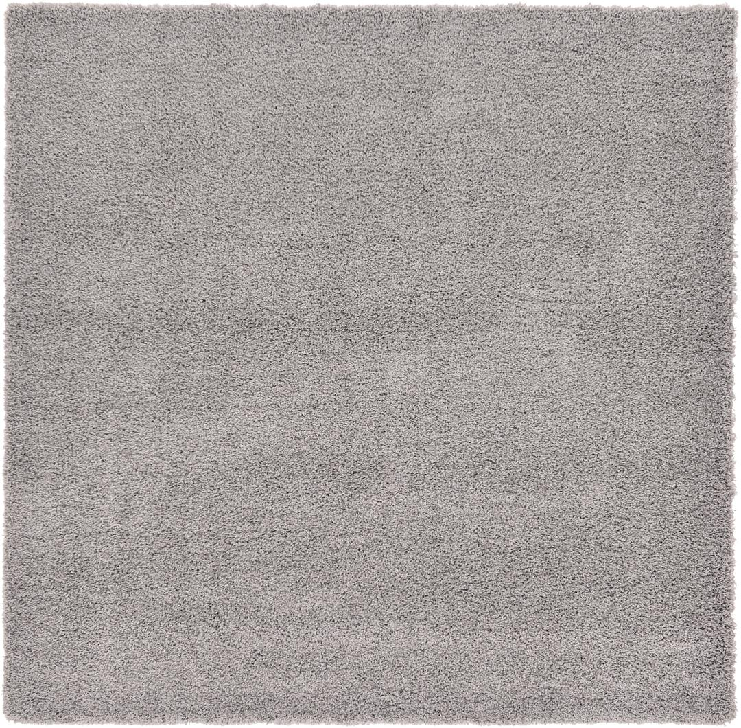 Main 250cm X 250cm Solid Shag Square Rug Photo