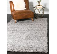 Link to 8' 2 x 8' 2 Solid Shag Square Rug