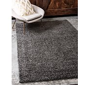 Link to 8' x 11' Solid Shag Rug