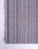 8' x 10' Solid Shag Rug thumbnail image 9
