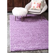 Link to 6' x 9' Solid Shag Rug