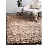 Link to 7' x 10' Solid Shag Rug