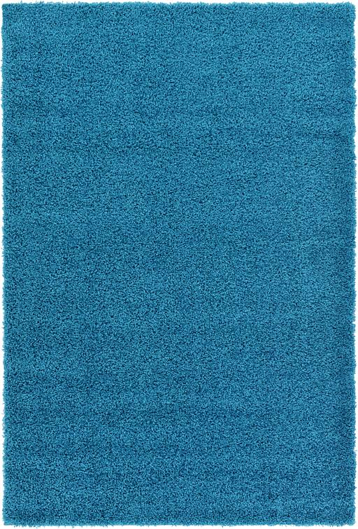 Turquoise 6 X 9 Solid Shag Rug Area Rugs Irugs Uk