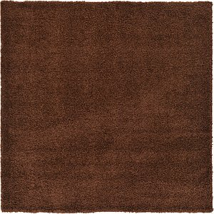 Link to 8' 2 x 8' 2 Solid Shag Square Rug page