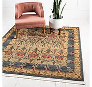 Link to 183cm x 183cm Kensington Square Rug