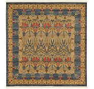 Link to 6' x 6' Kensington Square Rug