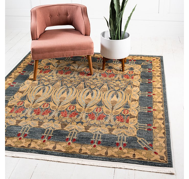 8' x 8' Chelsea Square Rug