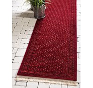 Link to 2' 7 x 10' Bokhara Runner Rug
