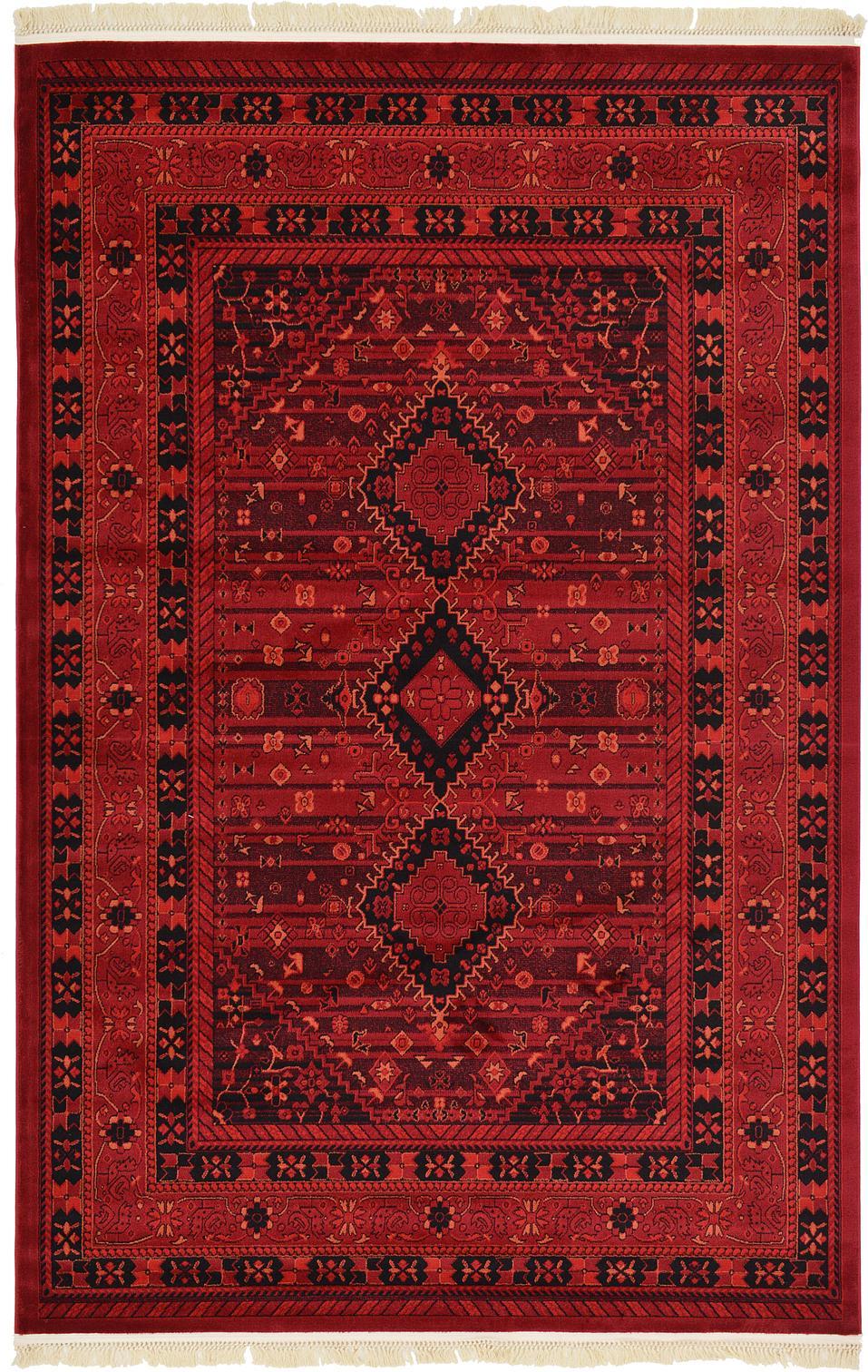 red 6 39 x 9 39 bokhara rug area rugs. Black Bedroom Furniture Sets. Home Design Ideas