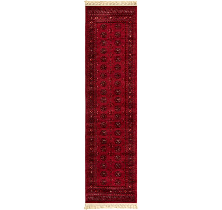 2' 7 x 10' Bokhara Runner Rug