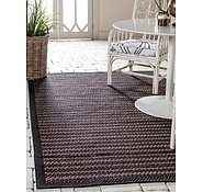Link to 9' x 12' Outdoor Border Rug