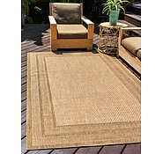 Link to 7' x 10' Outdoor Border Rug