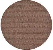 Link to 6' x 6' Outdoor Modern Round Rug
