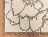 2' 2 x 6' Outdoor Botanical Runner Rug thumbnail image 8